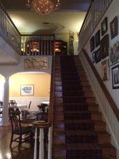 Cola Inn Stairs