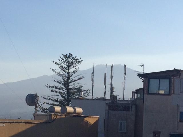 Etna Balcony