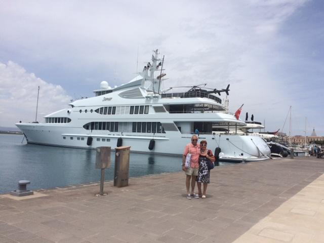 Enza e Franco (yacht)