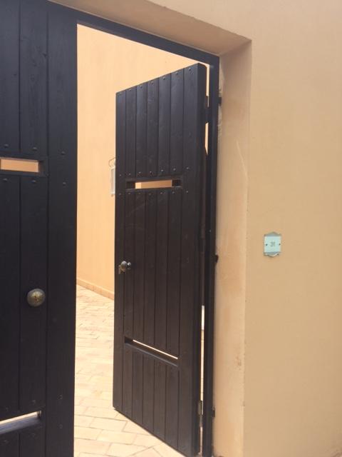Falconara Door