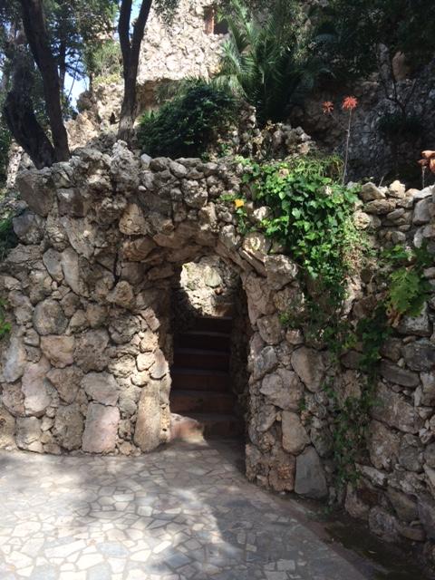 Isola Bella Gate