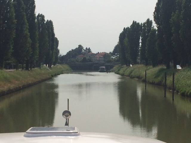 Cruise - Canal