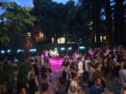 Guggenheim Party