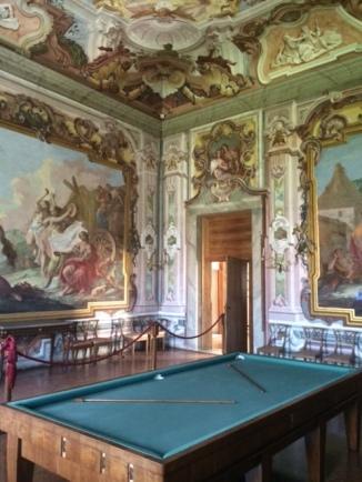 Villa Pisani - Billiards