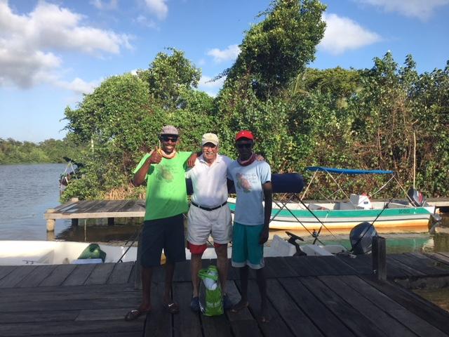 Fishing Crew