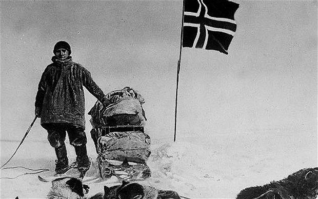 Amundsen Flag