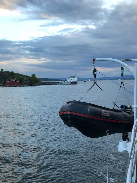 Cruise - Lifeboat