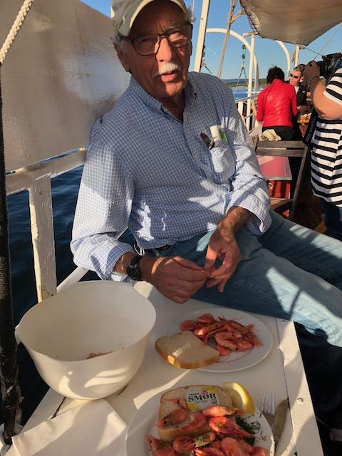 Cruise - Peeling Shrimp