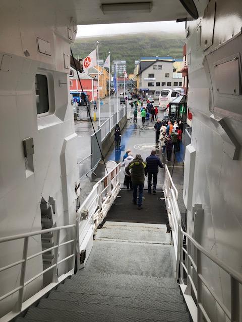 Hammerfest Gangway