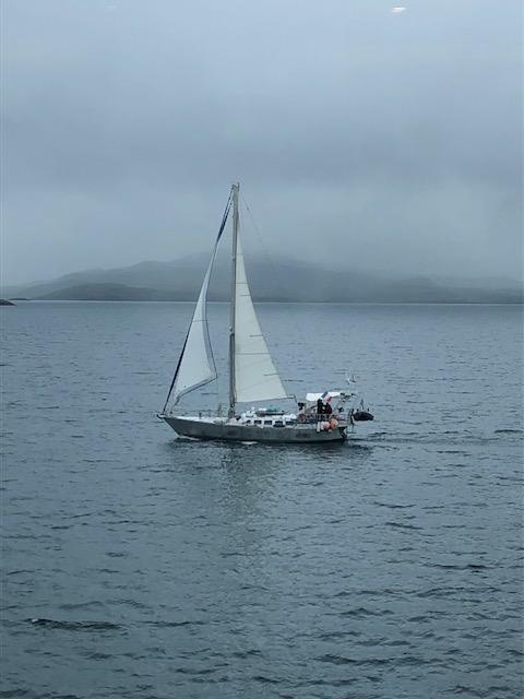 Hurtigruten - Sail