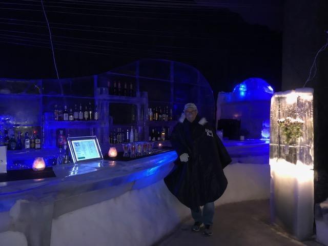 Ice Bar FAV