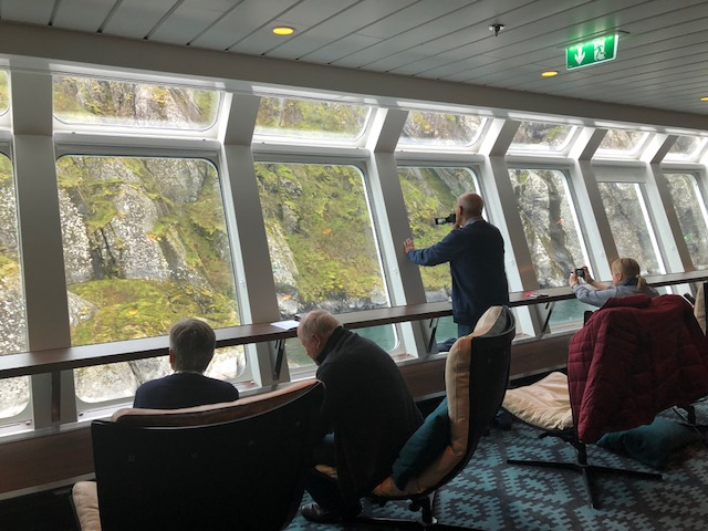 Narrow Fjord