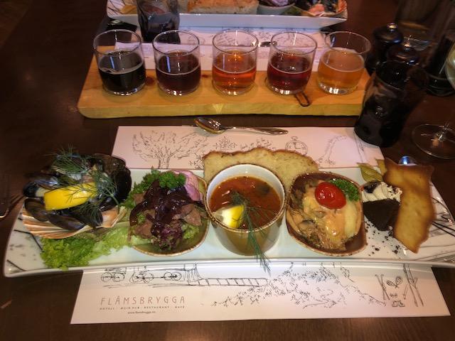 Pub Viking Meal