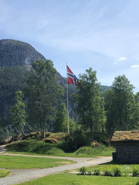 Stalheim Flag