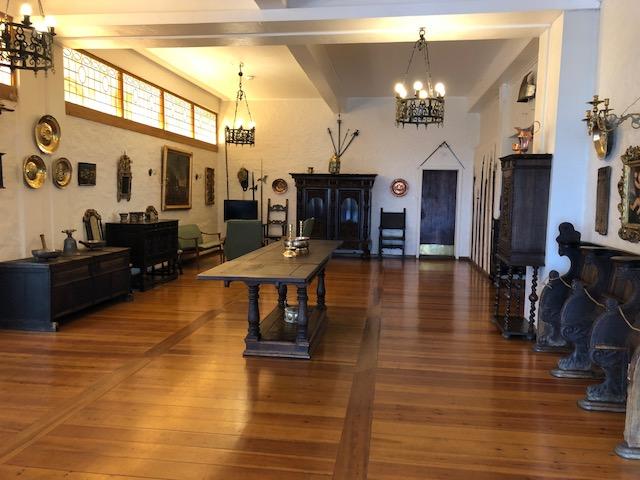Stalheim Inside