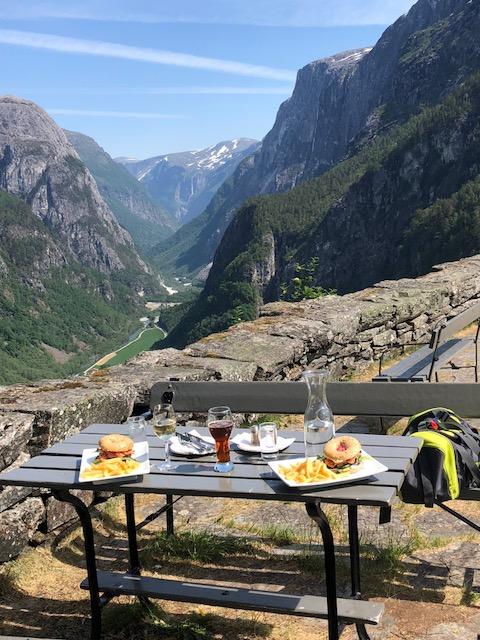 Stalheim Lunch