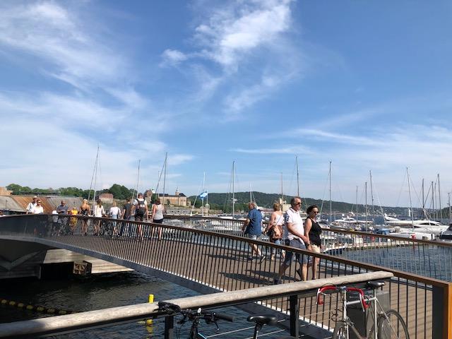 Tjuvholmen Bridge
