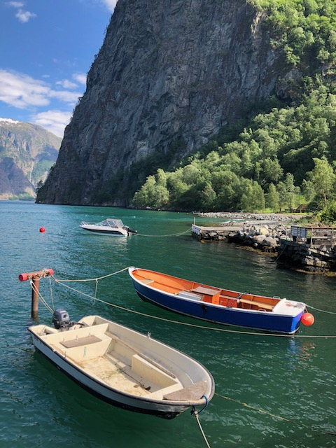 Undredal Boats