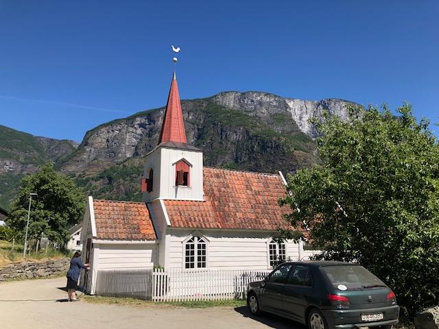 Undredal Church 2