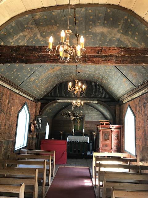 Undredal Church
