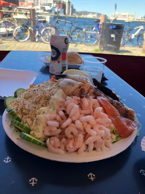 Bergen Fish Mkt Lunch