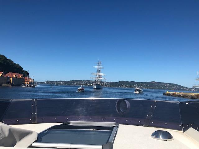 Boat Bergen