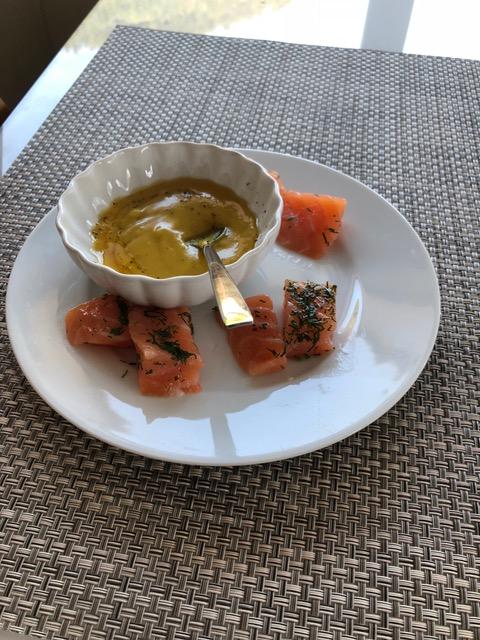 Salmon - Gravlax