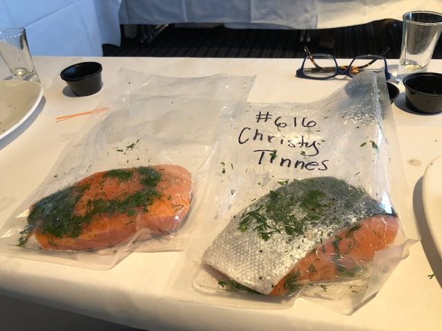 Salmon - Take Home