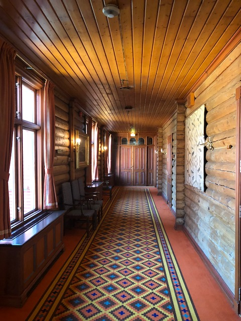 Scandic Hallway