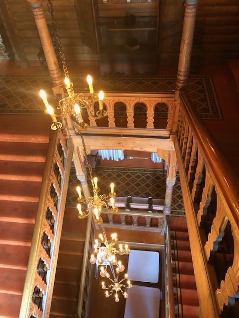Scandic Stairs